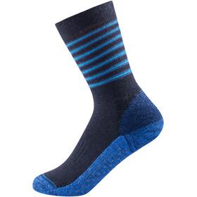 Devold Multi Medium No-Slip Socks Kids mistral stripe
